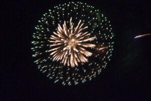 三芳町花火大会2006年