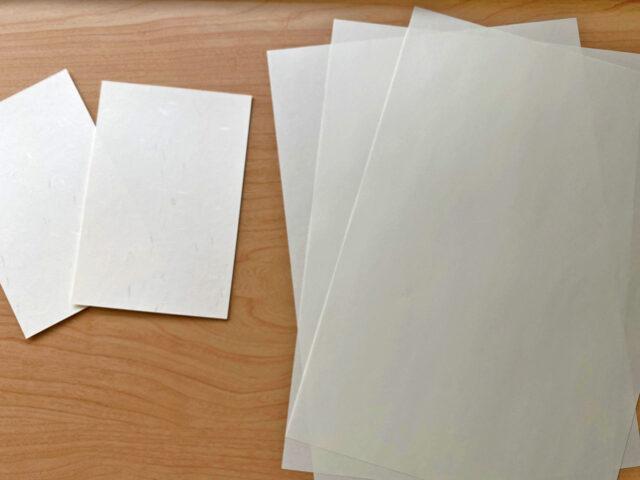 ポップアップカード用紙